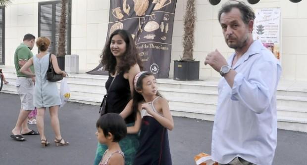 Михаил Билалов официално се разведе с японката