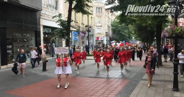 Официална програма за 24 май в Пловдив