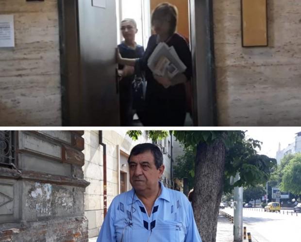 Скандал между наперена адвокатка и журналисти беляза делото за бития кондуктор