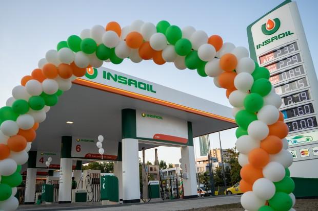 В Пловдив официално отвори врати най-новият обект от веригата бензиностанции Insa Oil