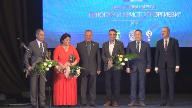 Пловдивски бизнесмен с награда