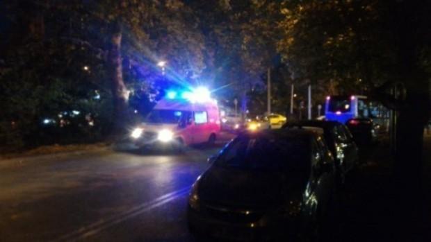 Кошмар за пловдивчанка на спирка в Кючука, откараха я в болница!