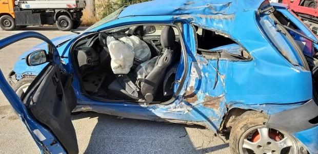 Оцелелият в мелето с 2 трупа: Огнян караше със 150 км/ч, за да си купи цигари
