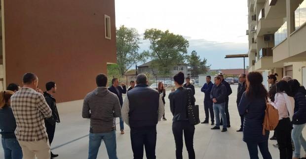 Иван Стоянов с поредица от срещи с жителите на район