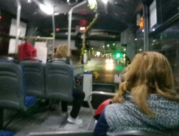 Мъж слезе от рейс на бул.