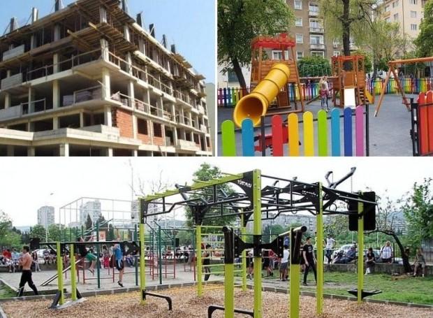 Георги Колев: За всеки строеж в Пловдив – правиш детска или спортна площадка