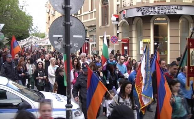 Арменската общност в България се вдига на протест в Пловдив
