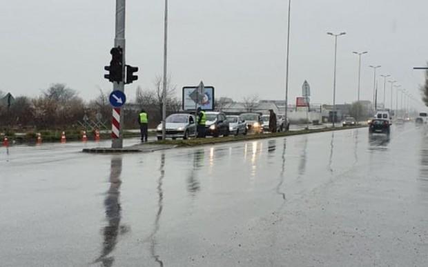 Кметът и шефът на МВР Пловдив отиват на КПП-тата
